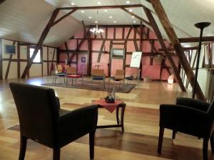Roter Saal - Seminarraum